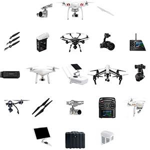 Drones, rpas, multicopteros, sistemas fpv, camarás para drones, etc