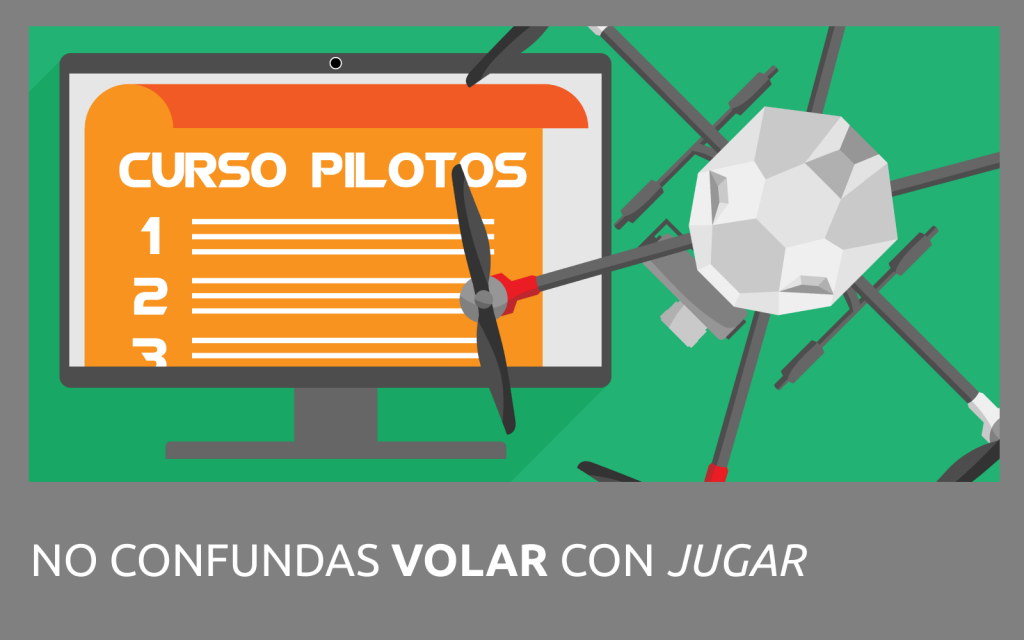 Curso de AESA para pilotos de drone