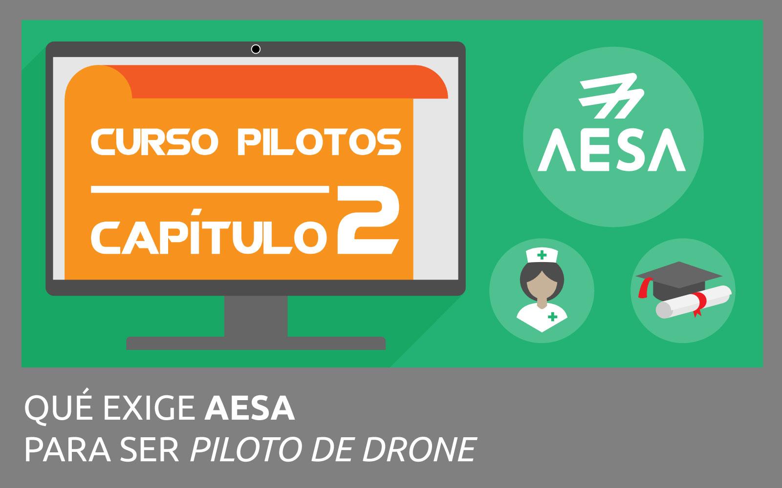 Curso piloto drone capítulo 2