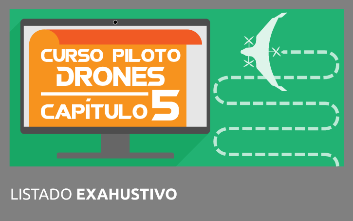 Aeronavegabilidad y Clasificación de Drones