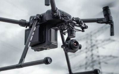 El fabricante de drones DJI lanza la cámara Zenmuse XTS para su línea Matrice 200