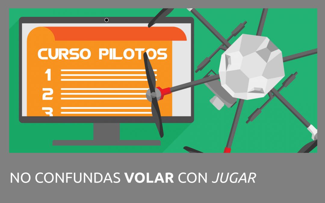 Contenido completo del Curso de AESA para Pilotos de Drone